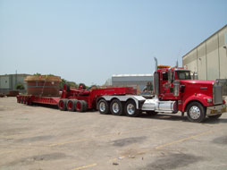 Covey Transport - Storage